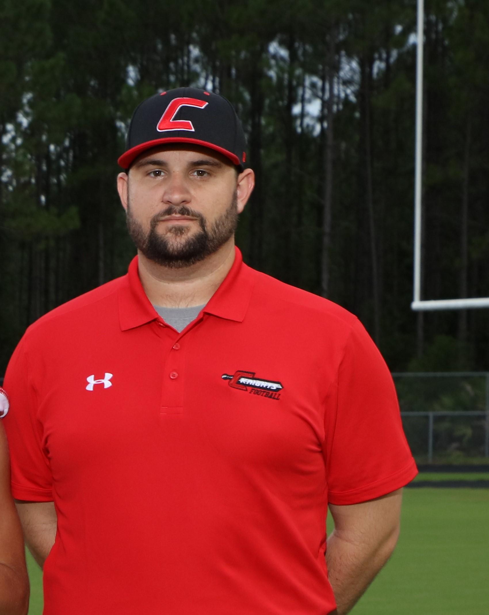 Coach Evans