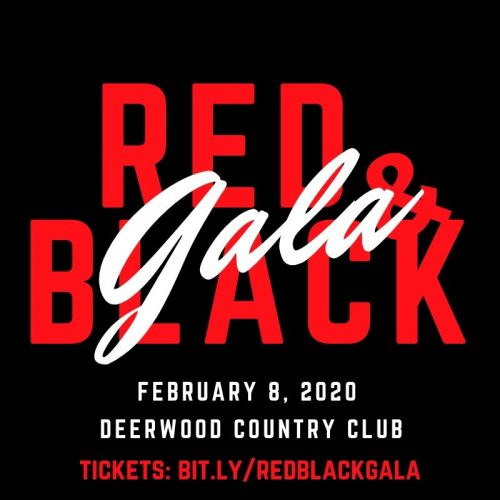 Redblackgala logo